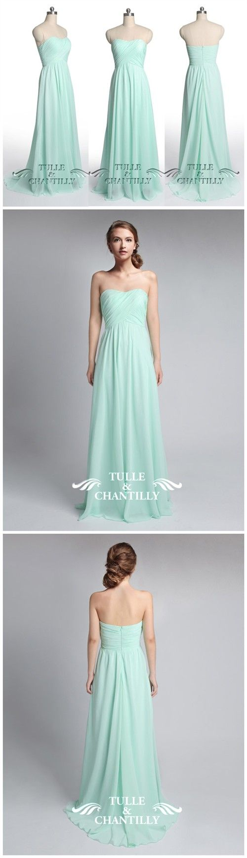 55 best Bride made dresses images on Pinterest | Tank dress, Long ...