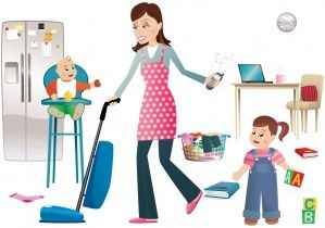 Pros and Cons of A Stay at Home Mom