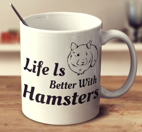 10 best Hamster Mugs images on Pinterest