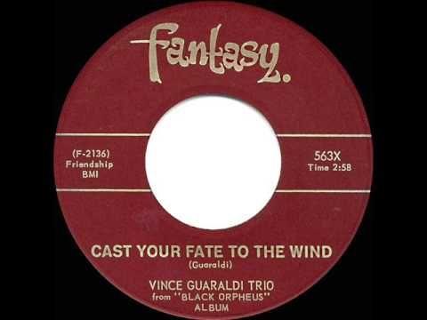 1963 HITS ARCHIVE: Cast Your Fate To The Wind - Vince Guaraldi Trio