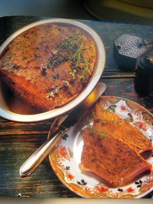 Something Else to Eat: Just like the picture - chicken terrine