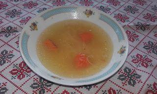 Retete cu margareta cismasiu: Supa de fasole uscata