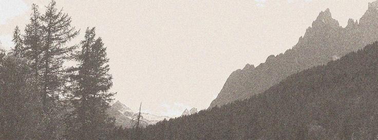 Il Monte Bianco da Val Ferret - ago 2012