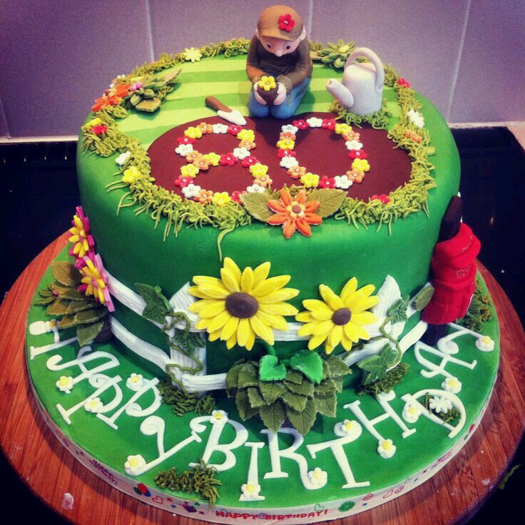 15 best cakes gardens gardening images on pinterest