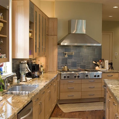 17 best images about my kitchen update on pinterest for Birch kitchen cabinets pros and cons