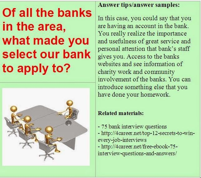 Assistant Manager Interview Questions Inspiration Bank Career Careerbank On Pinterest