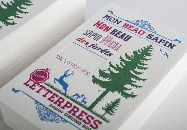 biglietti da visita letterpress - Cerca con Google