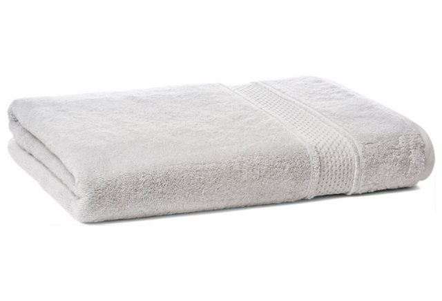 Classic Bath Sheet, Dove