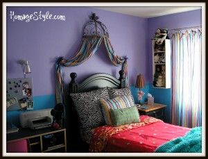 374 Best Images About Girly Girls Rooms On Pinterest