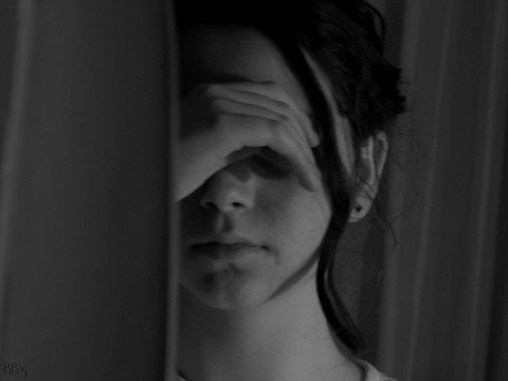 Me in black and white by BiBiancaa.deviantart.com on @deviantART