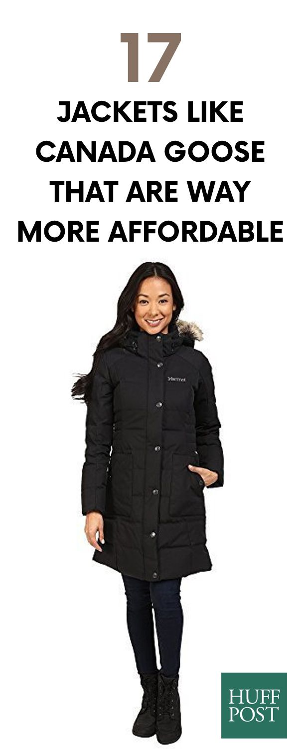 84ad4371b 17 Jackets Like Canada Goose That Are Way More Affordable ...