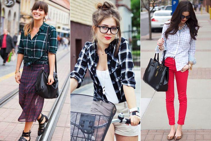 #мода #fashion #стиль #уличныйстиль #женскиерубашки #блузы # стильгик #рубашкивклетку  #mypositivestyles