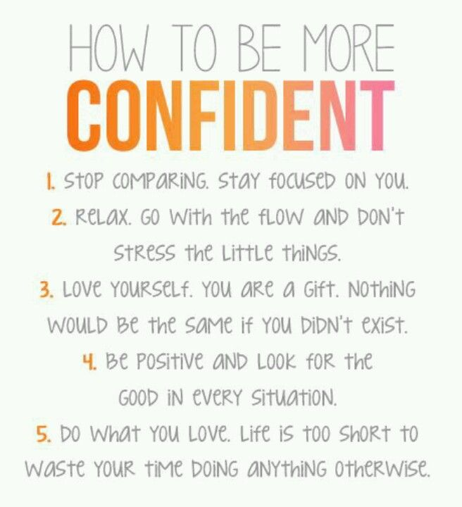 1000+ ideas about Self Confidence Tips on Pinterest