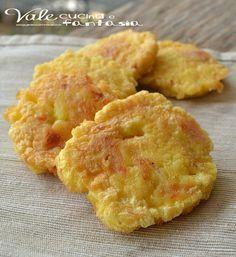 Frittelle di patate e prosciutto cotto facili e veloci