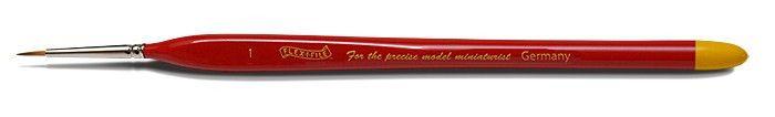 FLX001 Flex-i-File Size 1 Fine Red Sable Brush