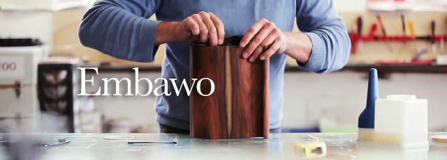 Un marchio che riunisce in un unico prodotto, rispetto per l'ambiente, unicità e tanta classe. #madeinitaly #artigianato #embawo #legno #wood