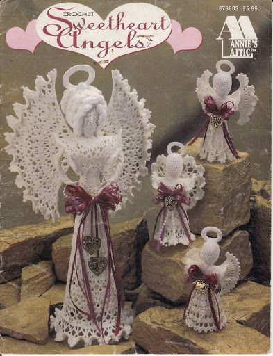 Ángeles a Crochet - Maria Pia Salas - Picasa Web Albums