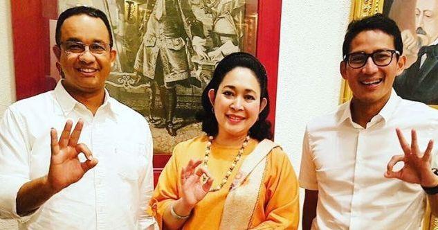 Partainya Dukung Ahok, Putri Soeharto: Kalau Saya Lebih Takut Sama Tuhan dari Partai