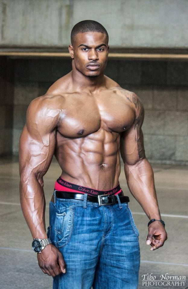 simeon panda bodybuilder - Google Search | beautiful ...