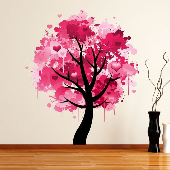 Splash tree!,  αυτοκόλλητο τοίχου,19,90 €,http://www.stickit.gr/index.php?id_product=11093&controller=product