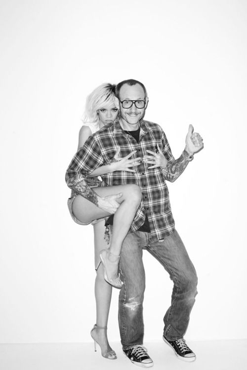 Rihanna & Terry Richardson ♥