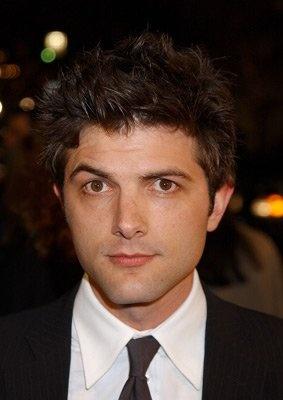 Adam Scott, the actor. I love him, although my husband