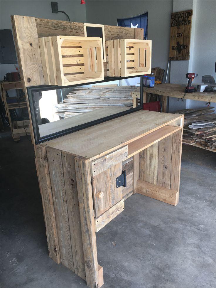 Best 25 Wood Computer Desk Ideas On Pinterest