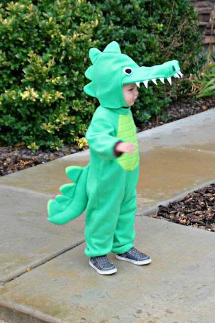 Krokodil Kostum Selber Machen Kinder Alligator Costume Costumes