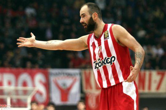Χωρίς Σπανούλη ο Ολυμπιακός - http://www.greekradar.gr/choris-spanouli-o-olimpiakos/