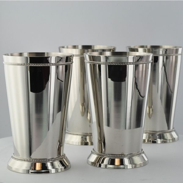 Mint Julep Cups Set  / Great for fresh cut flowers!