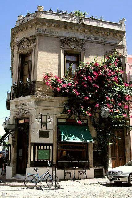 Café -  Balcarce y Estados Unidos - San Telmo - CABA - Argentina