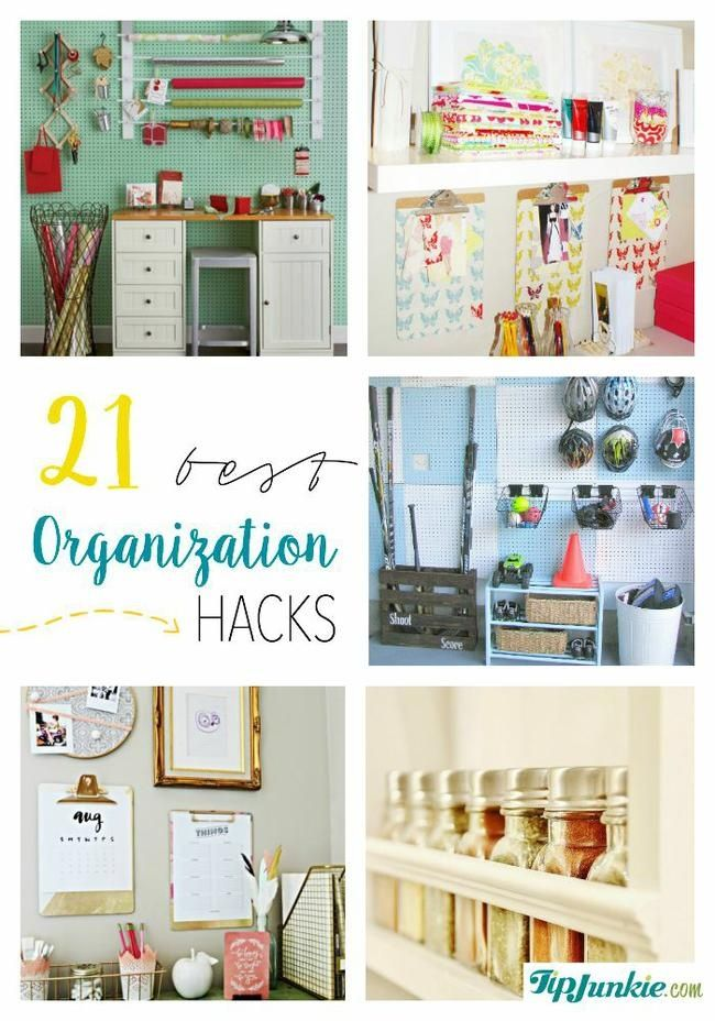 231 Best Images About Diy Organizing The Home On Pinterest