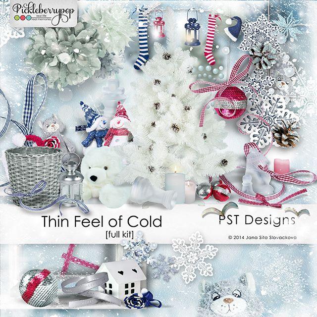 digiscrapbook, christmas, holidays, kit @pickleberrypop @pstdesigns