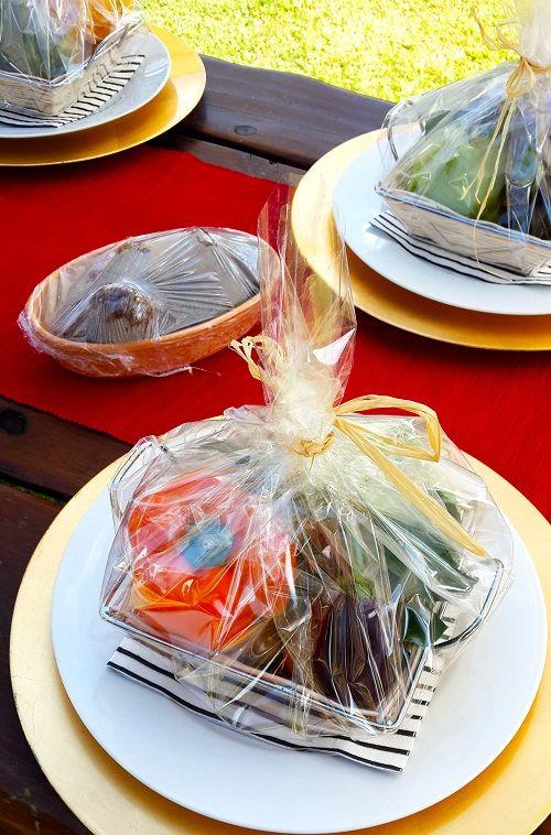 Vegetable farmers market gift baskets #giftideas
