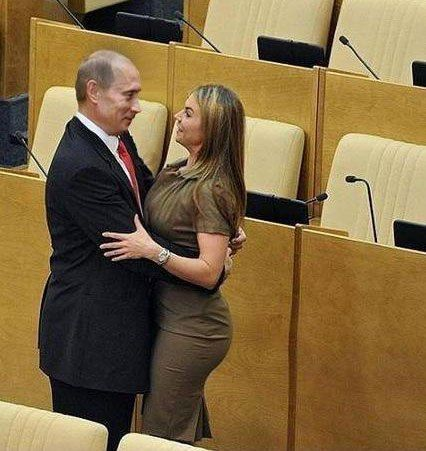 Putin and Gymnast - Divorced his wife for new love interest