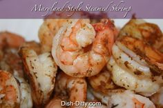 Maryland Style Steamed Shrimp Recipe