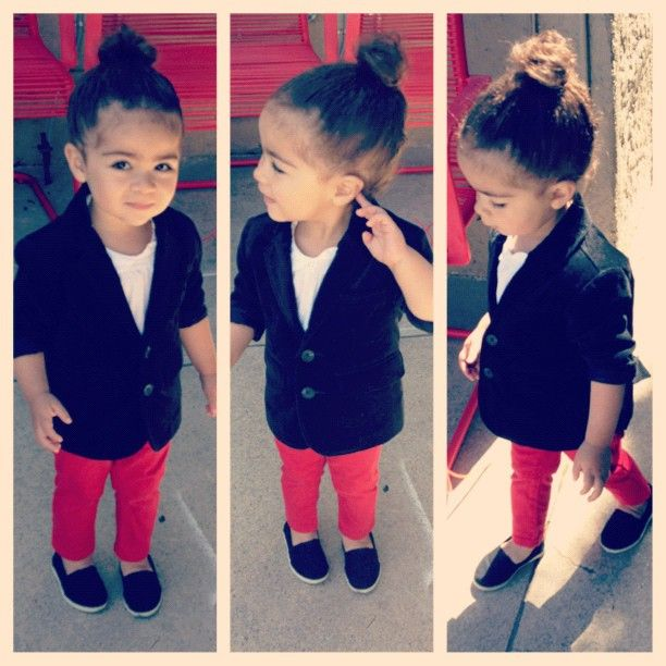 I don't usually want children, but when I do they are dressed better than I am.