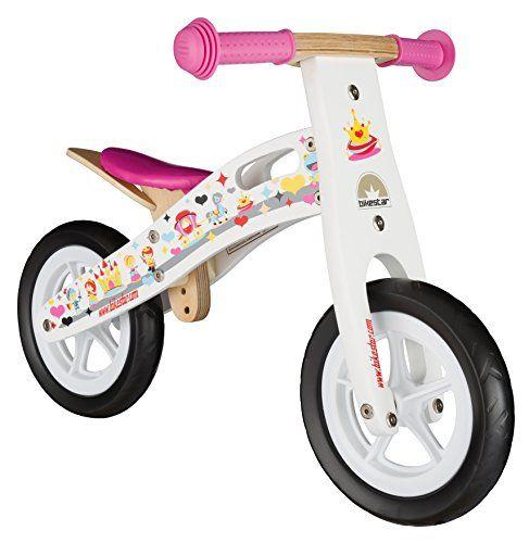 bike*star 25.4cm (10 pouces) Bois Vélo Draisienne pour enfants - Couleur Blanc Design Princesse Bikestar http://www.amazon.fr/dp/B00NLMAANQ/ref=cm_sw_r_pi_dp_oaOpub1D3FNRB