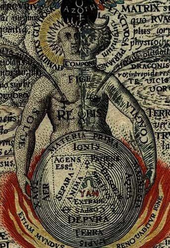Alchemy:  Philosophers' Stone Great Work Rebis Red King White Queen #Alchemy Spell @Liz Mester Mester smith.