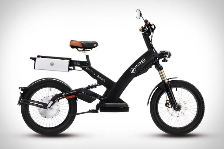 Photos Of Volkswagen Folding Electric Bike