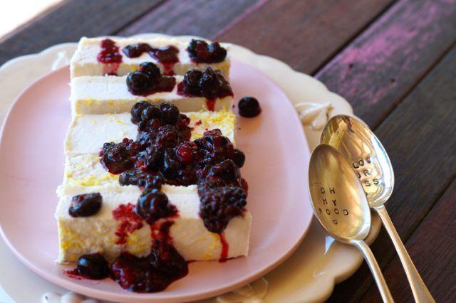 Paleo Raw Lemon Cake   Nut Free Healthy Recipes