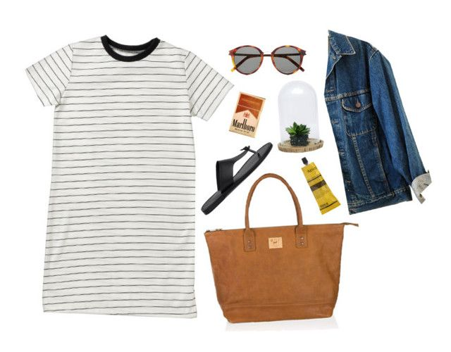 """""""Untitled #48"""" by nagy-bori on Polyvore featuring Overland Sheepskin Co., Yves Saint Laurent, Dot & Bo and Aesop"""