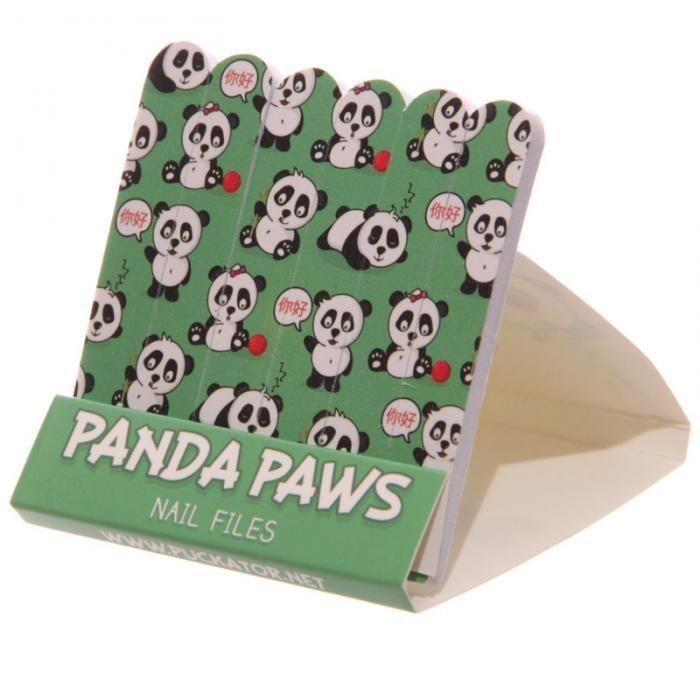 Limette manicure pedicure nails unghie in carta vetrata 6pz tascabili da borsa con soggetto Panda Paws astuccio colore verde #manicure #pedicure #style #styling #fashion #donna #donne #woman #women #moda #mode #lime #limetta #limette #unghia #unghie #nail #nails #mani #mano #piede #piedi #lima #panda #ecommerce #homebusiness #negozi #negozio #shopping #entrataliberashopping #puckator