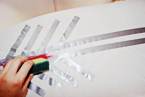 Cómo pintar ropa étnica - Ropa DIY