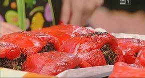 Ricette della salute di Marco Bianchi: i peperoni ripieni rossi