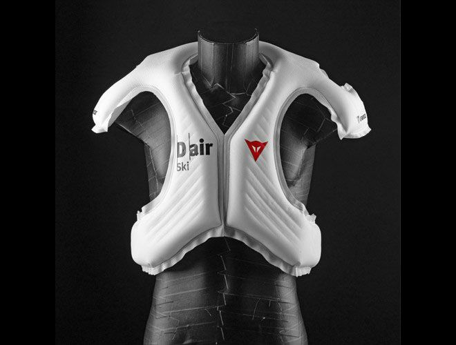 Dainese Inflatable Skiing Airbag