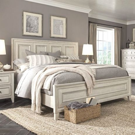 Stoughton Panel Bed