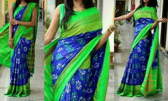 Pochampally ikkath designer silk saree at Rs 7200 click here to buy https://www.moifash.com/southindia/product?id=5837dd76e4ea249f29ebf18a For further assistance, pls whatsapp on  +91 94929 91857