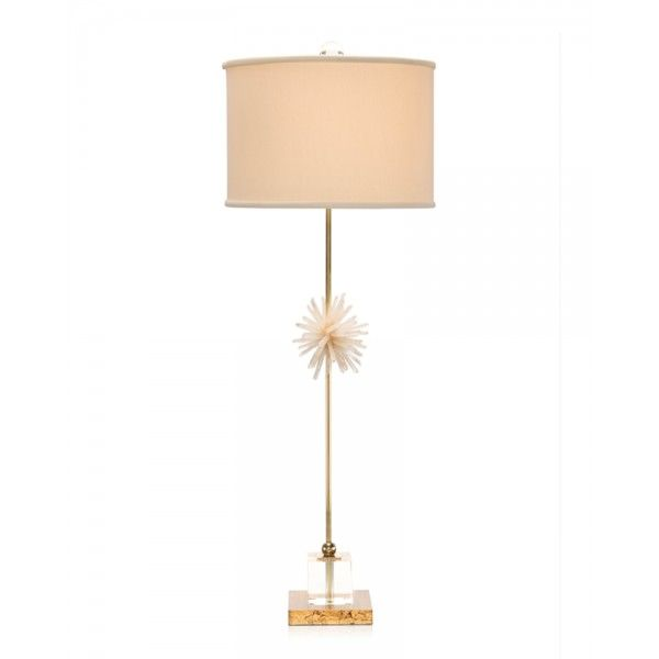 Crystal And Brass Buffet Lamp Our Products With Images