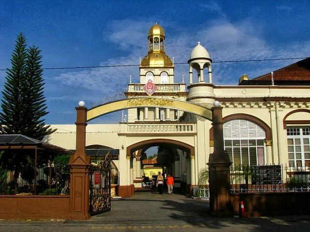 Masjid Muhammadi, Kota Bharu, Kelantan